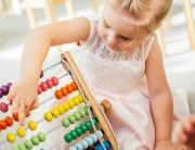 Child playing in Childcare business perth